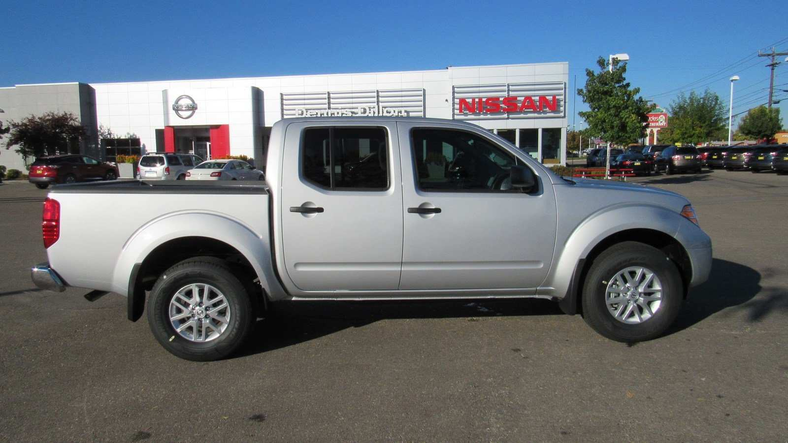 95 A 2019 Nissan Frontier Spesification