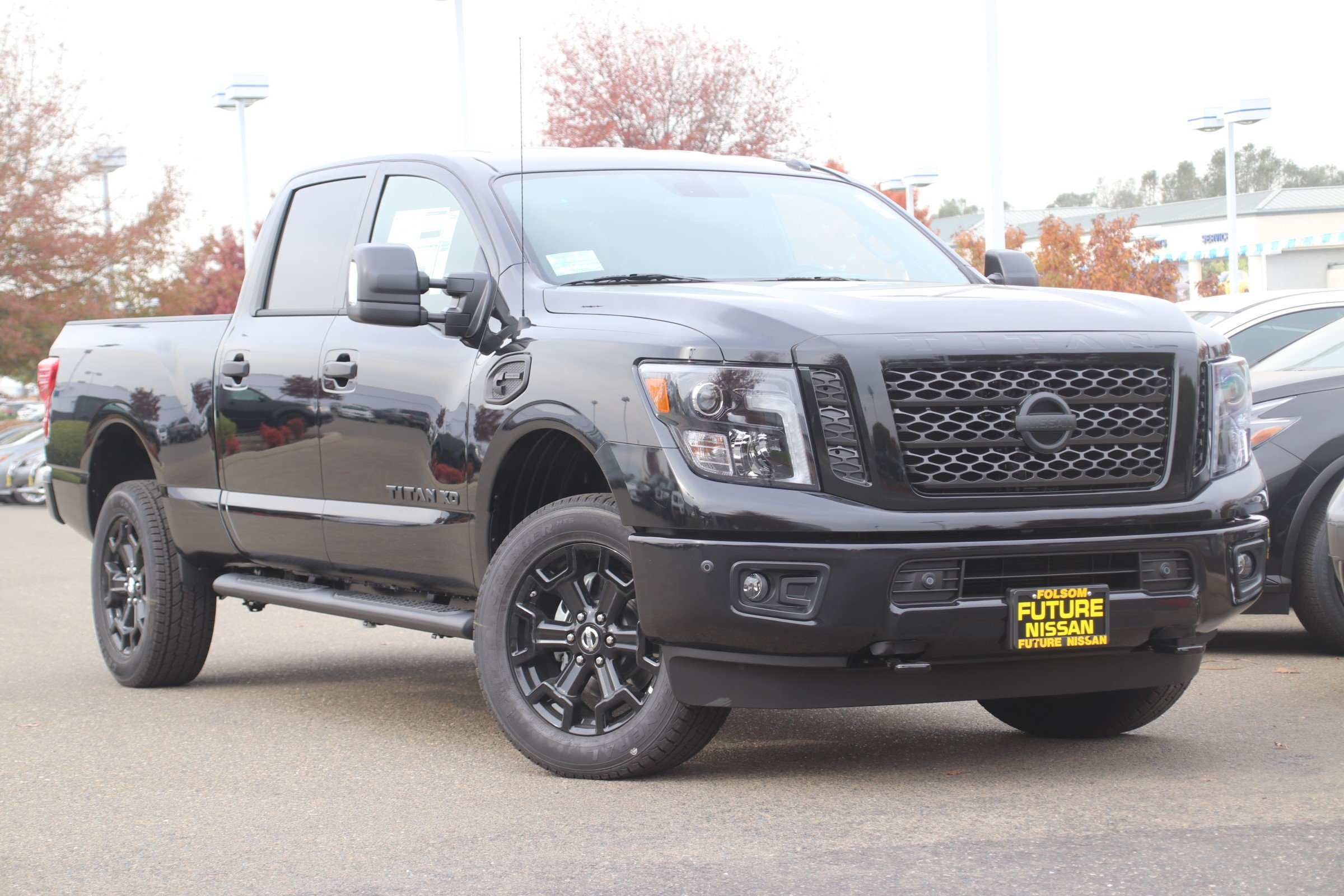 95 A 2019 Nissan Titan Xd Specs And Review