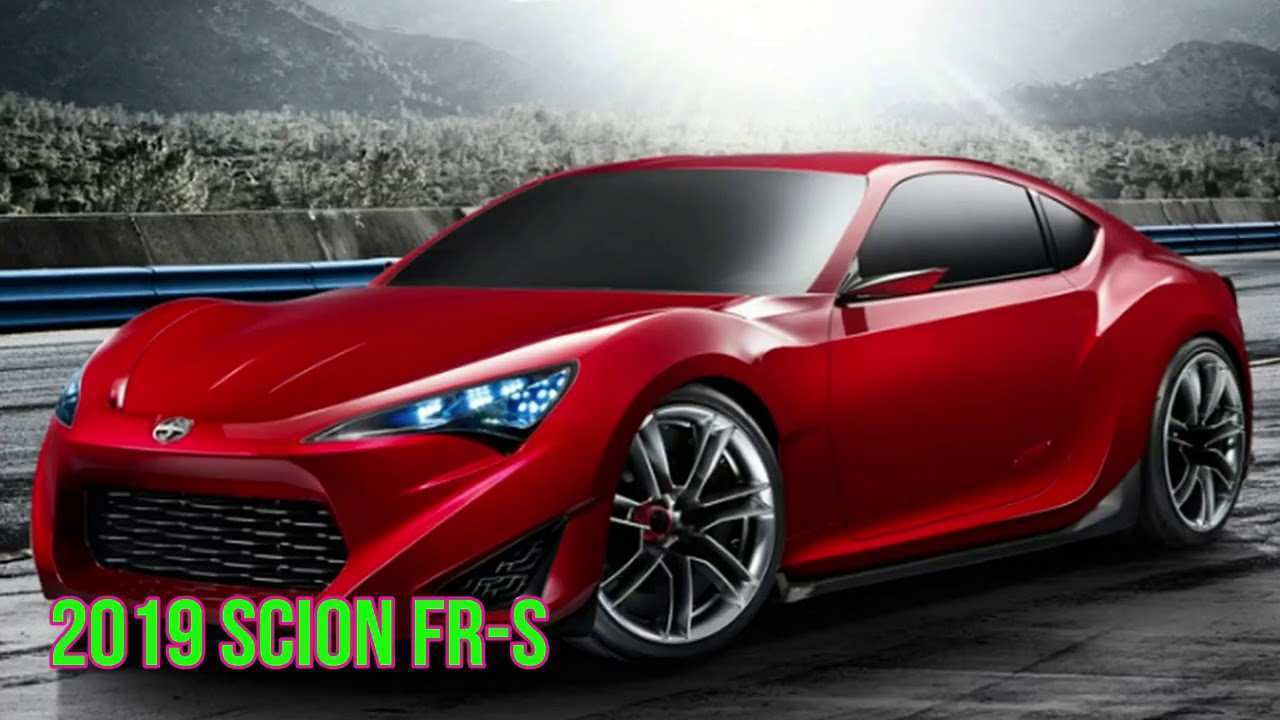 95 A 2019 Scion Fr S New Concept