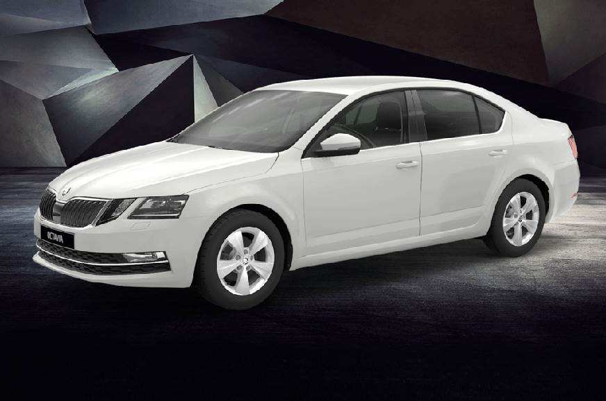 95 A 2019 Skoda Octavia Release Date And Concept