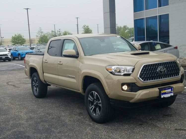 95 A 2019 Toyota Tacoma Diesel Trd Pro Rumors