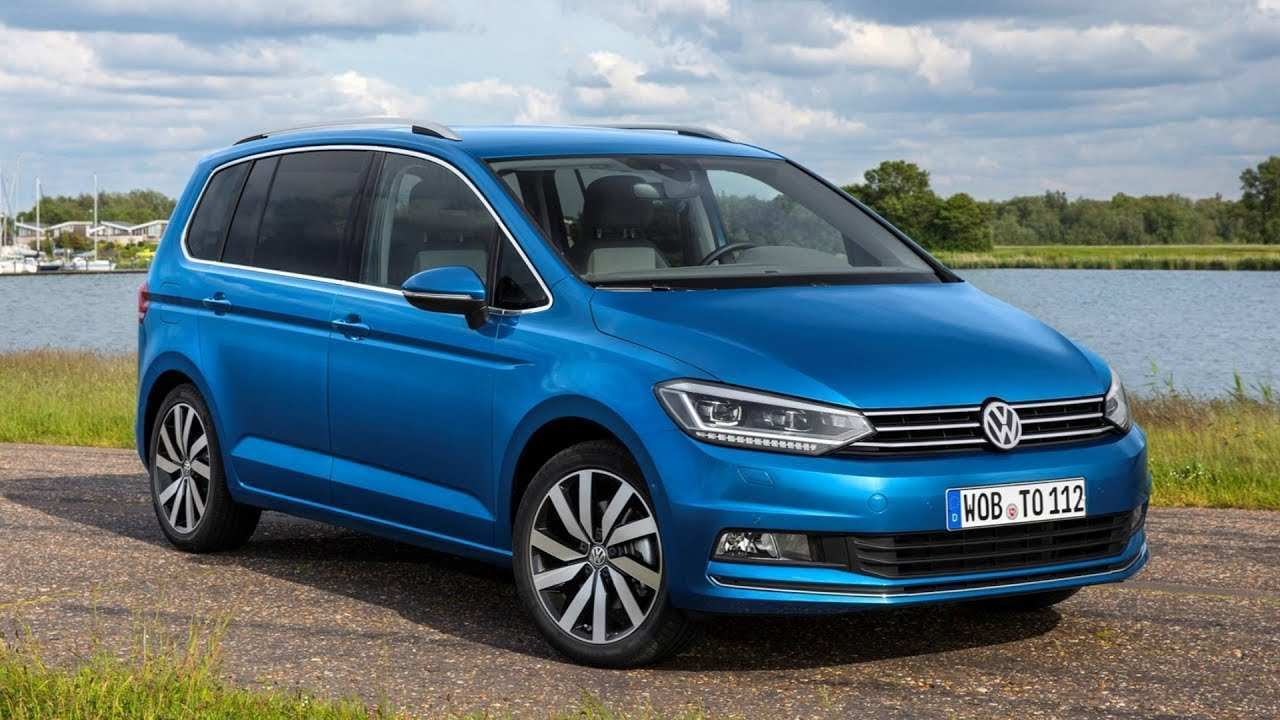 95 A 2019 VW Touran Redesign And Review