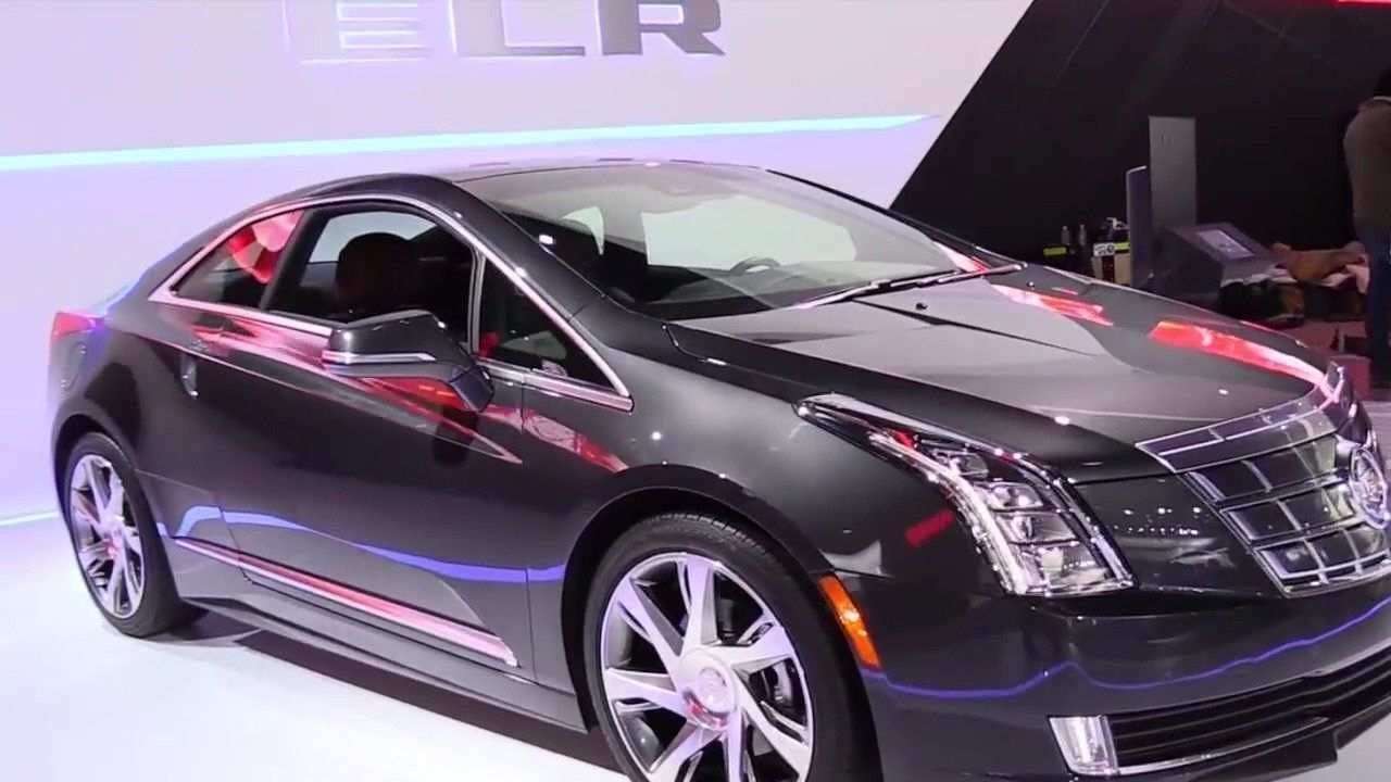 95 A 2020 Cadillac ELR S Research New