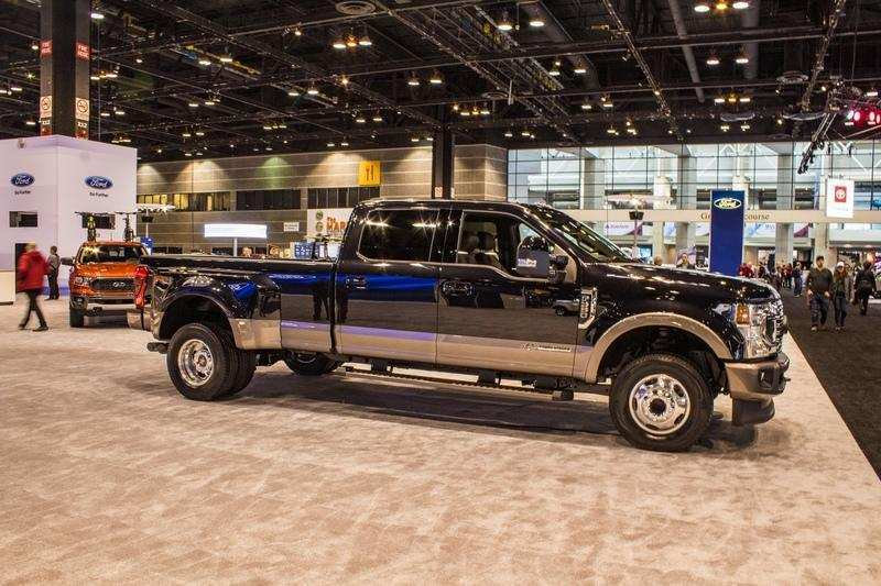 95 A 2020 Ford F450 Super Duty Images
