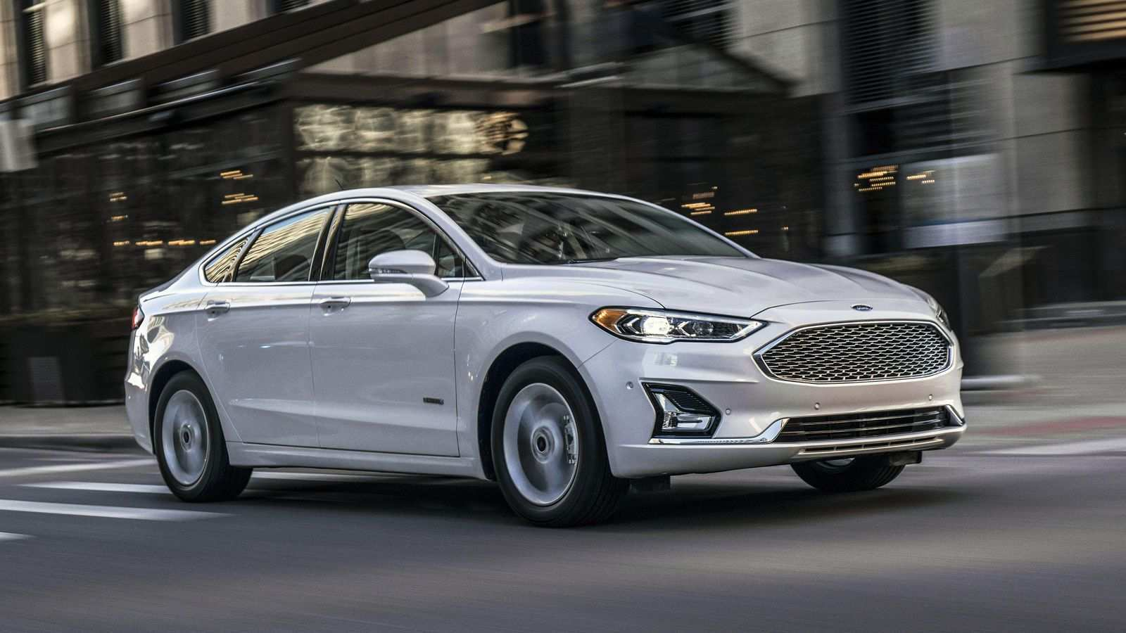 95 A 2020 Ford Fusion Price Design And Review