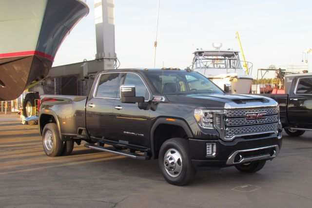 95 A 2020 GMC 3500 Release Date Price Design And Review