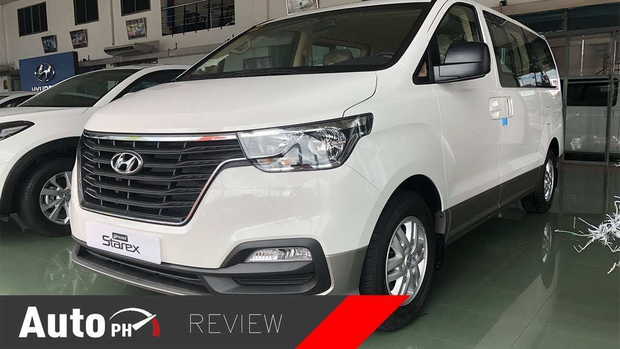 95 A 2020 Hyundai Starex Specs And Review