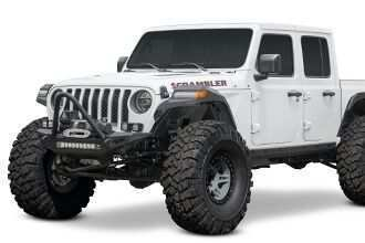 95 A 2020 Jeep Gladiator Lift Kit Style