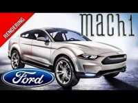 95 A 2020 Mustang Mach 1 Redesign And Concept