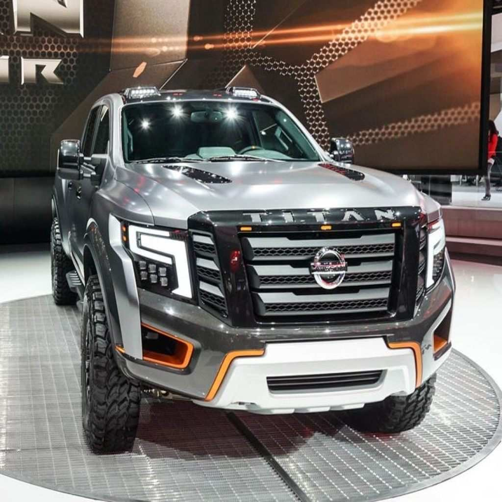95 A 2020 Nissan Titan New Model And Performance