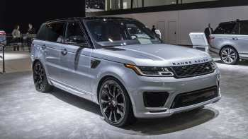 95 A 2020 Range Rover Sport Redesign