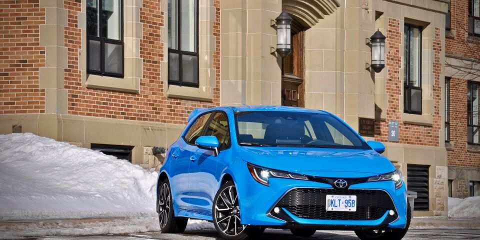 95 A 2020 Toyota Corolla Hatchback Review