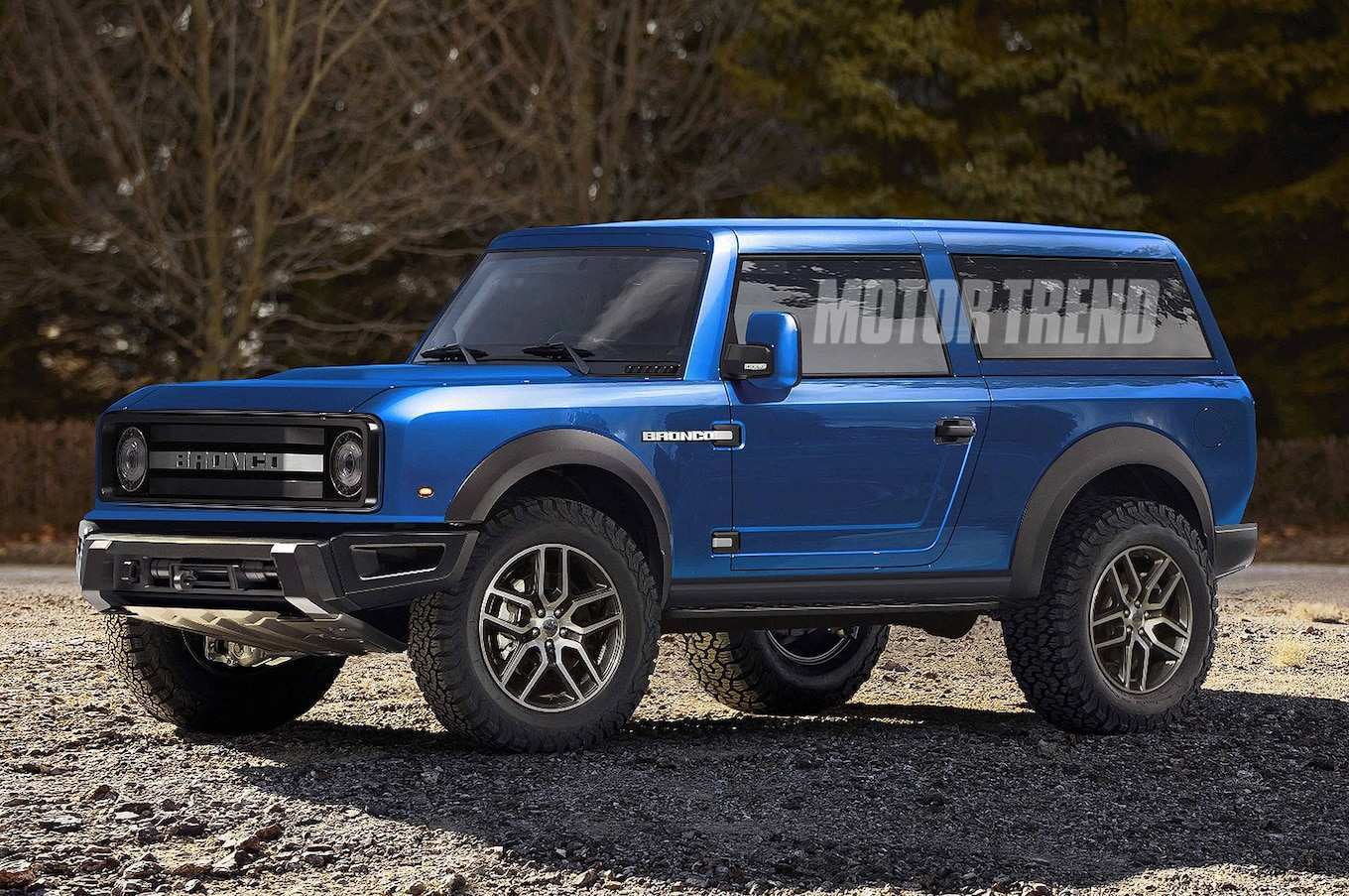 95 A Build Your Own 2020 Ford Bronco Pictures
