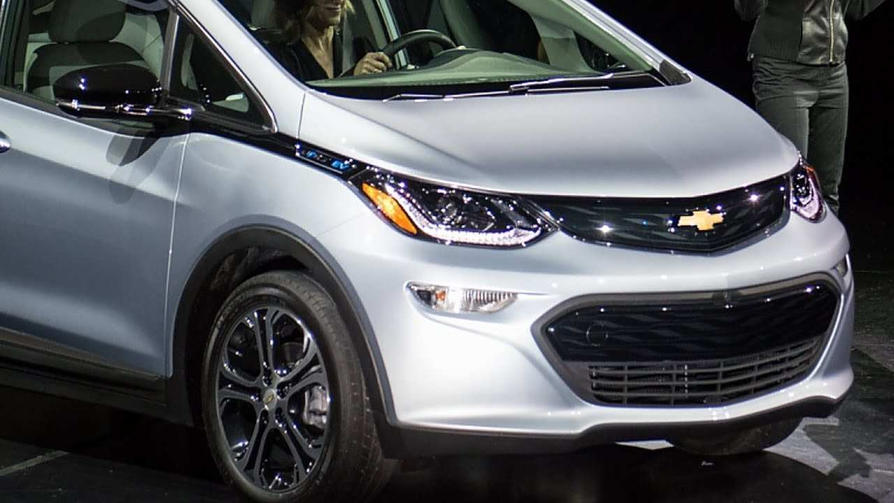 95 A Chevrolet Bolt Ev 2020 Review And Release Date