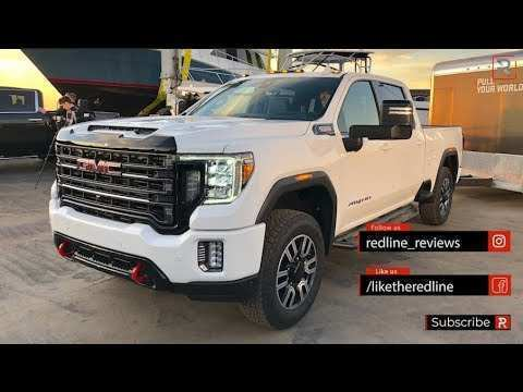 95 A GMC Hd Sierra 2020 Overview