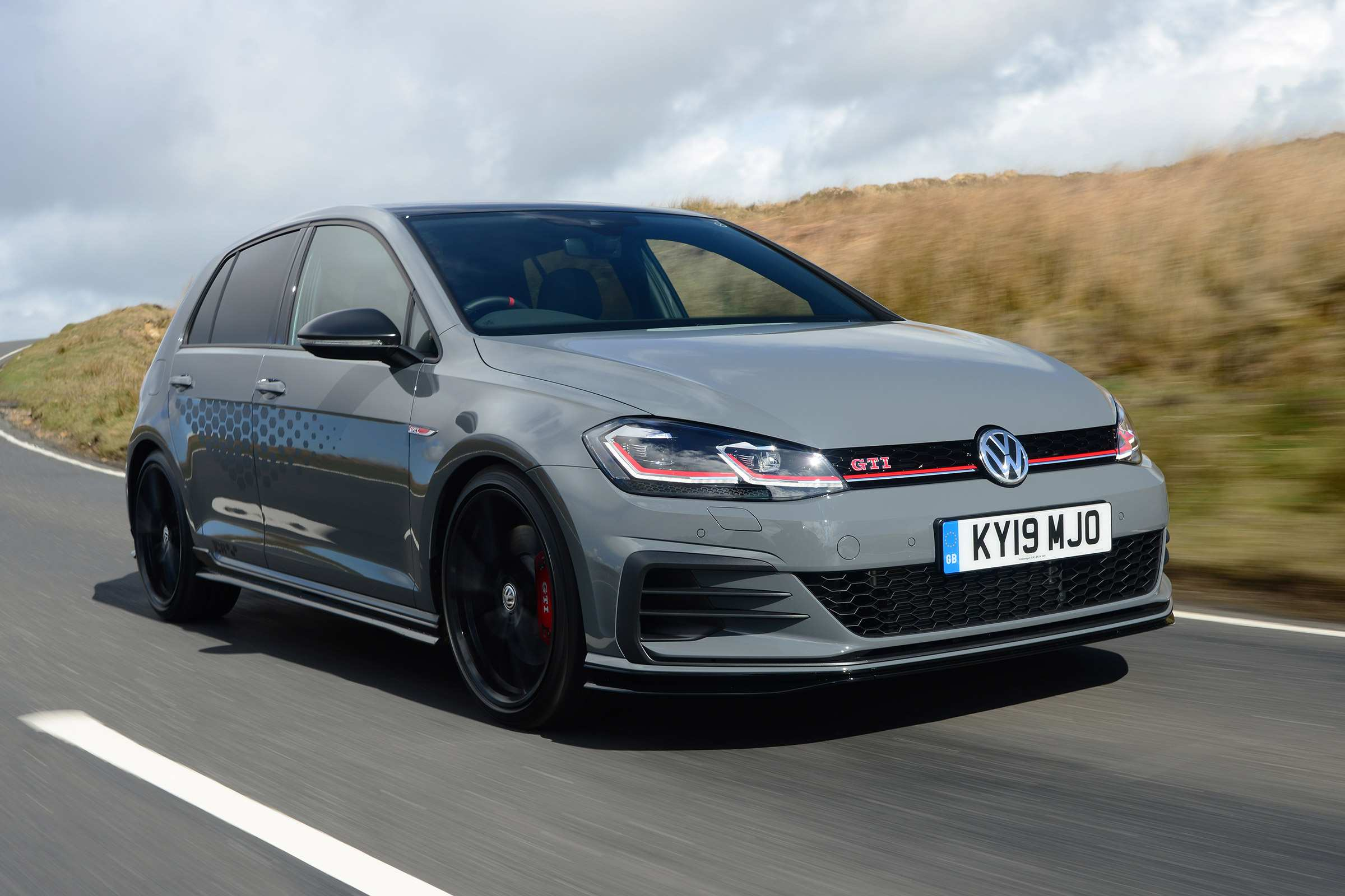 95 A Golf Vw 2019 Performance And New Engine