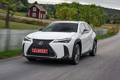 95 A Lexus Ux 2019 Price Pricing