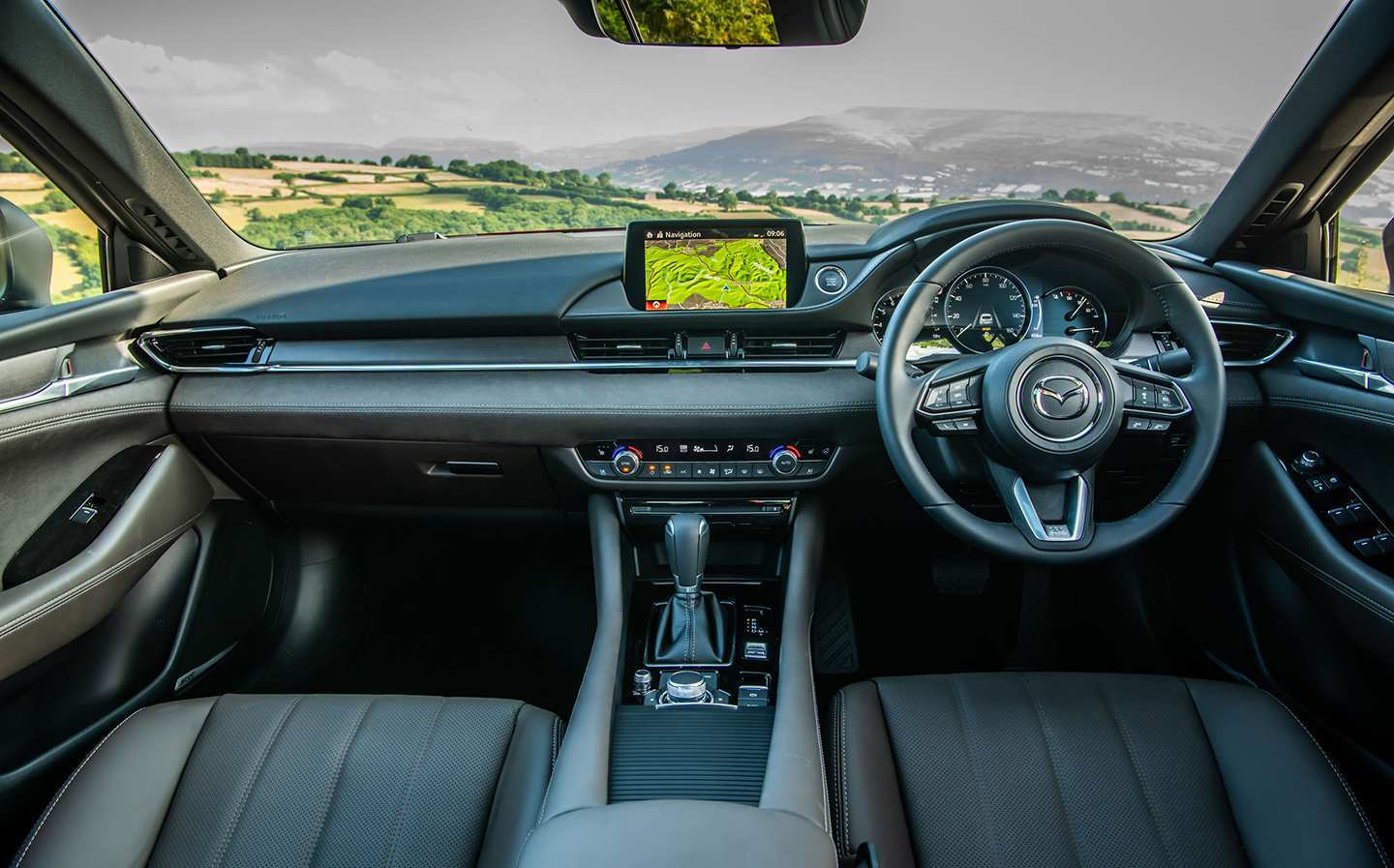 95 A Mazda 6 2019 Interior Redesign And Concept