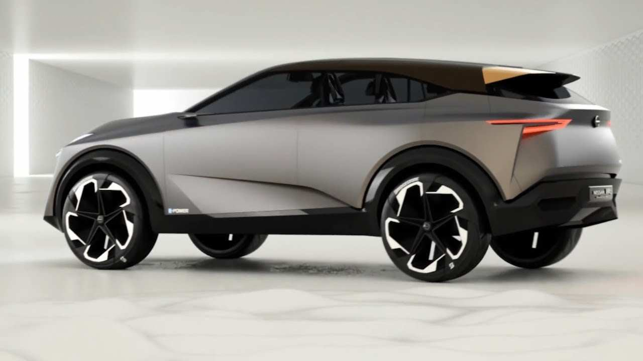 95 A Nissan Suv 2020 Concept