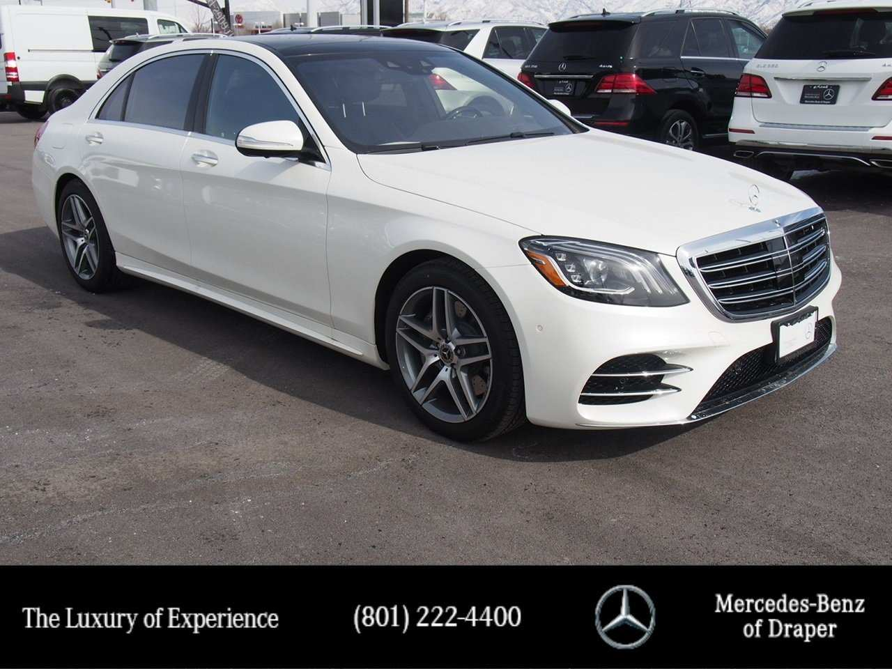 95 A S560 Mercedes 2019 Picture