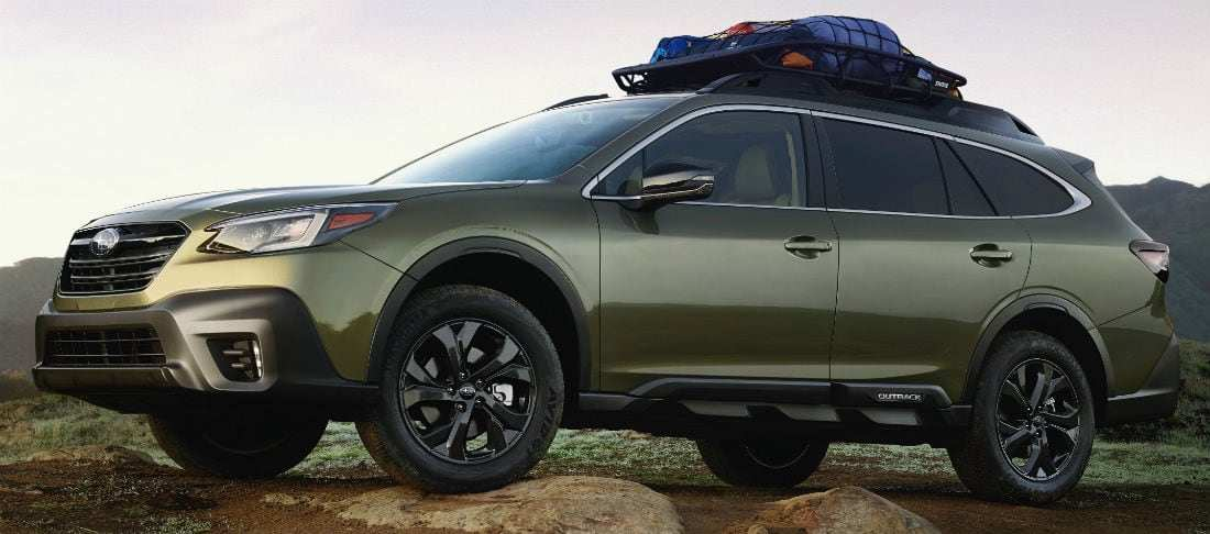 95 A Subaru Outback 2020 Review Wallpaper