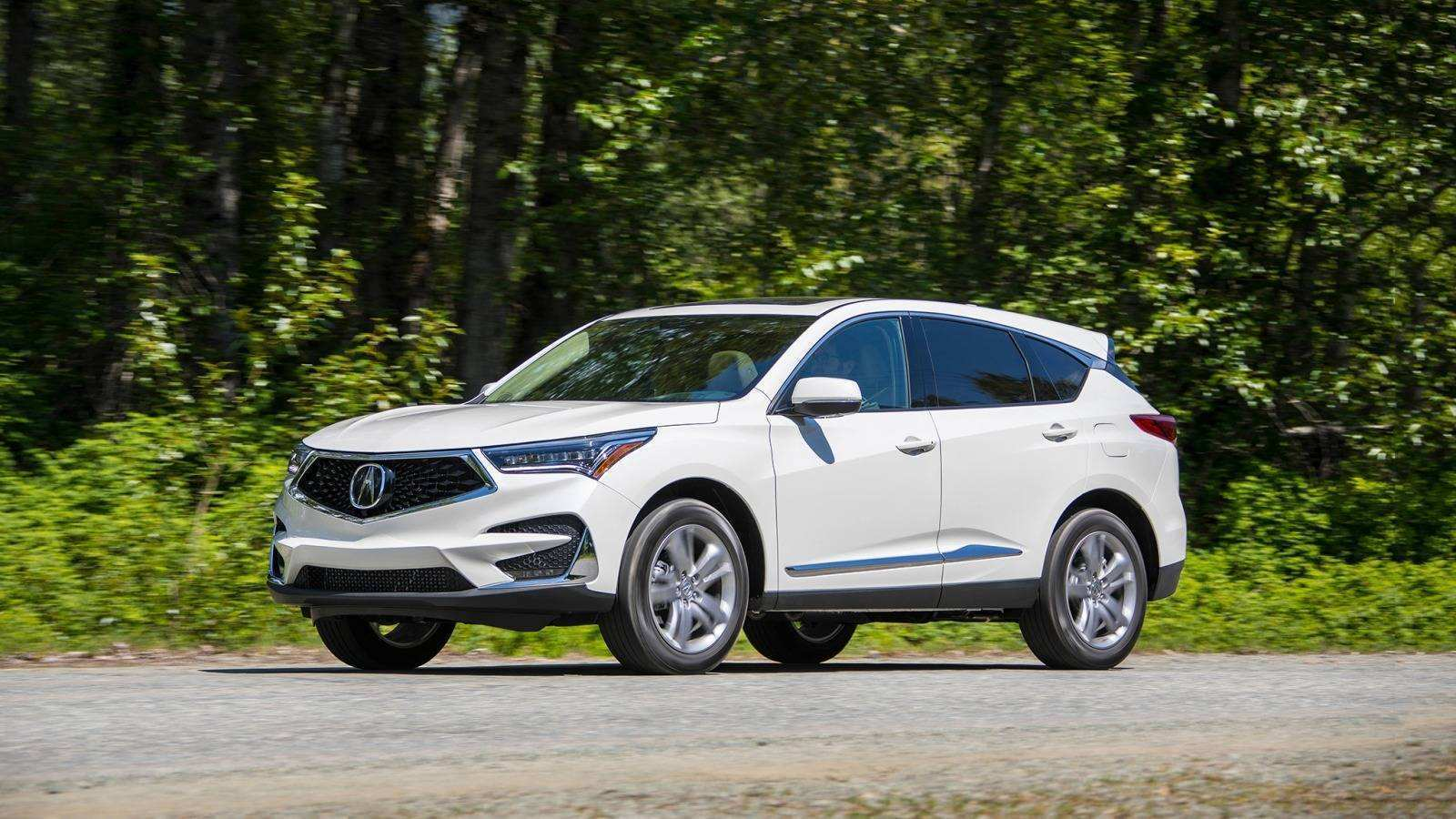 95 All New 2019 Acura Mdx Rumors Redesign And Review