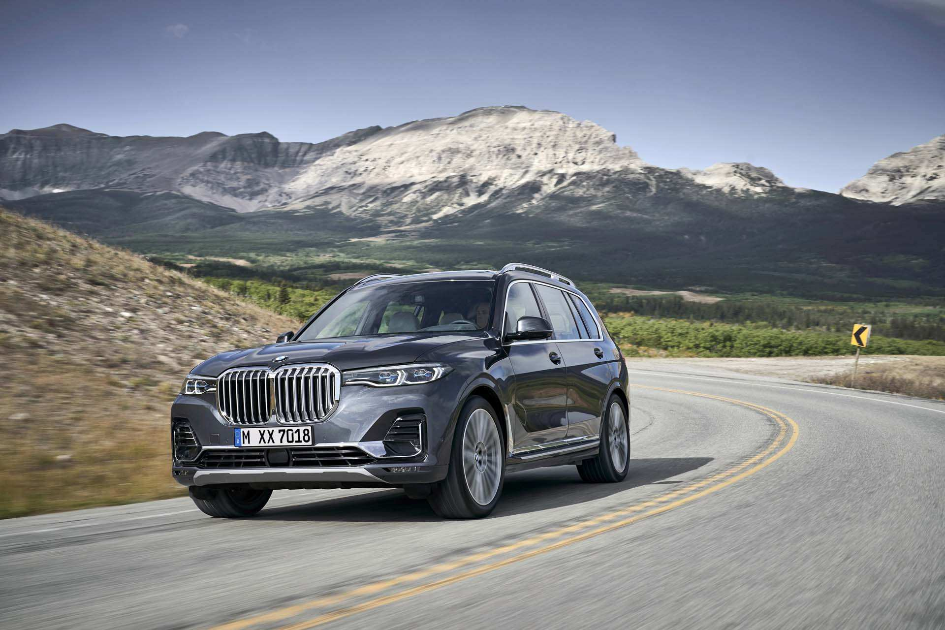 95 All New 2019 BMW X7 Suv Series Pricing
