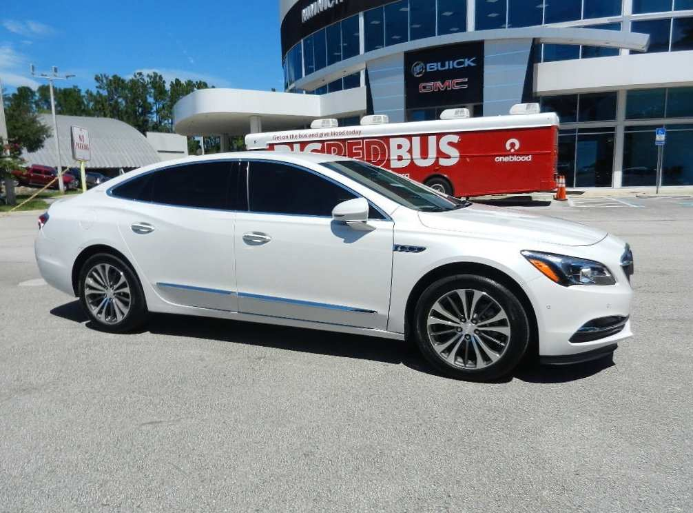 95 All New 2019 Buick LaCrosses Engine