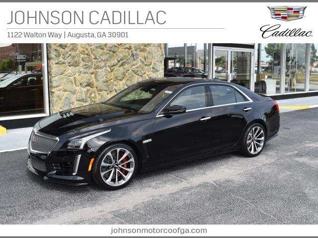 95 All New 2019 Cadillac CTS V Rumors
