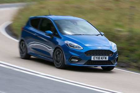 95 All New 2019 Fiesta St History