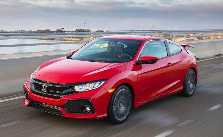 95 All New 2019 Honda Civic Si Sedan History