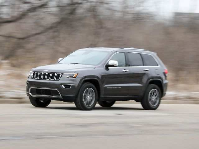 95 All New 2019 Jeep Grand Cherokee Diesel Configurations