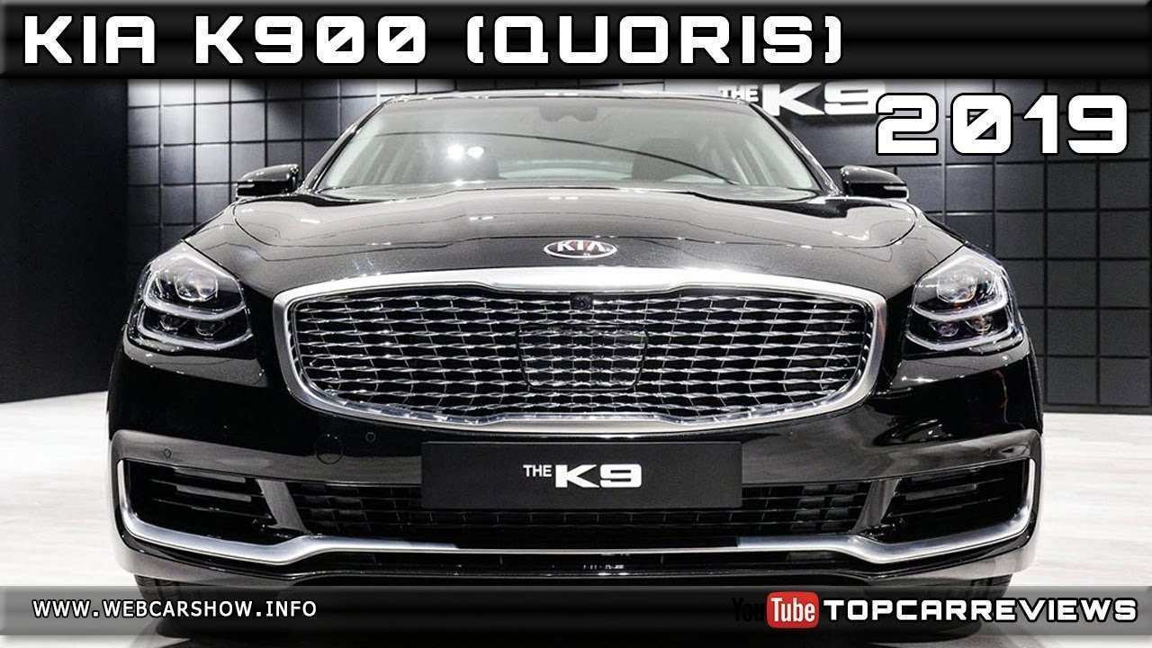 95 All New 2019 Kia Quoris Redesign And Concept