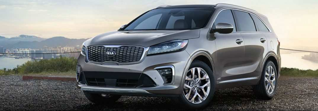 95 All New 2019 Kia Sorento Trim Levels Price Design And Review