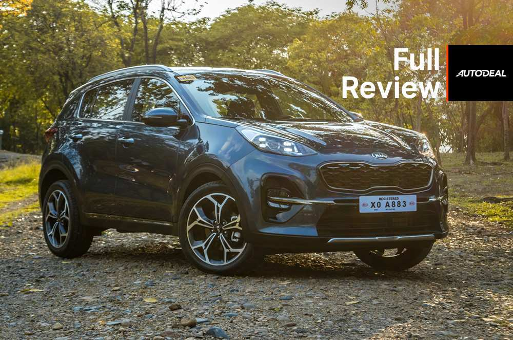95 All New 2019 Kia Sportage Review Price