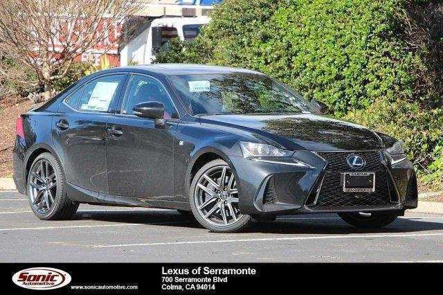 95 All New 2019 Lexus IS350 New Review