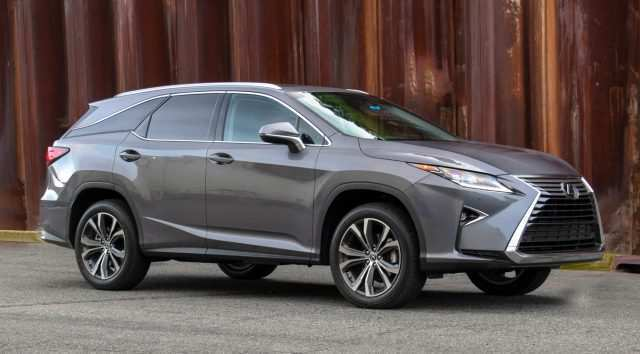 95 All New 2019 Lexus TX 350 Spesification