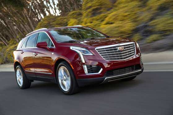 95 All New 2019 Spy Shots Cadillac Xt5 Images