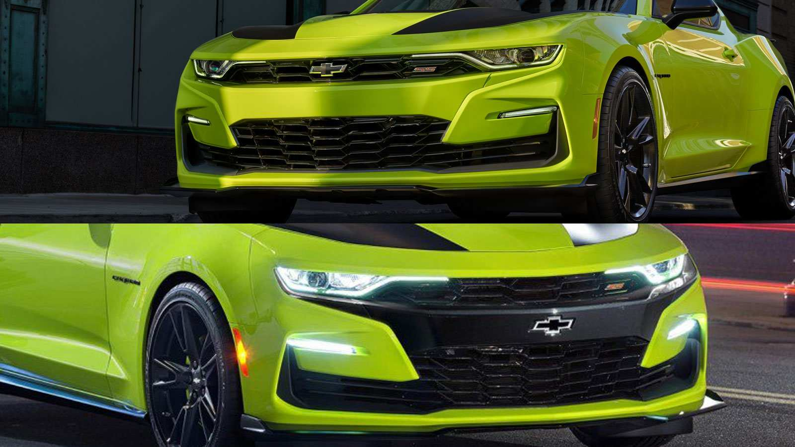 95 All New 2019 The Camaro Ss Review