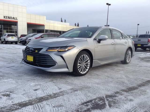 95 All New 2019 Toyota Avalon Hybrid Spy Shoot
