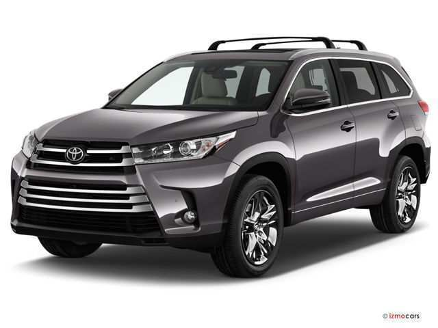 95 All New 2019 Toyota Highlander Review