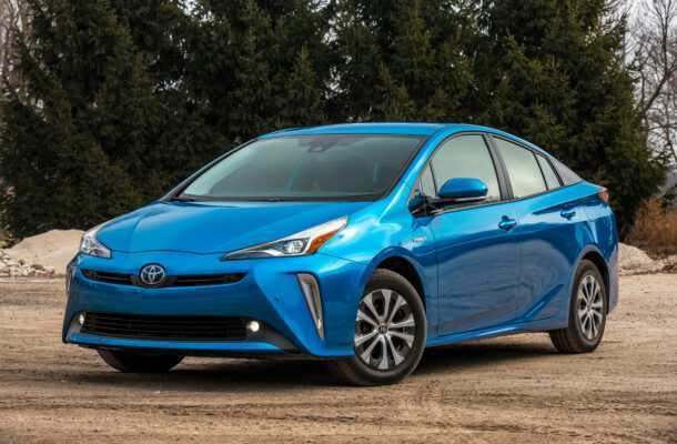 95 All New 2019 Toyota Prius Pictures Exterior And Interior