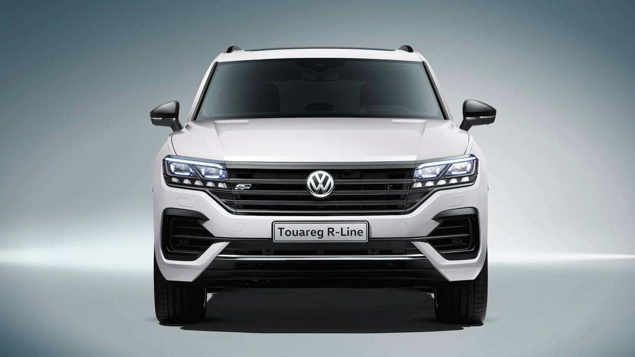 95 All New 2019 Vw Touareg Tdi Reviews