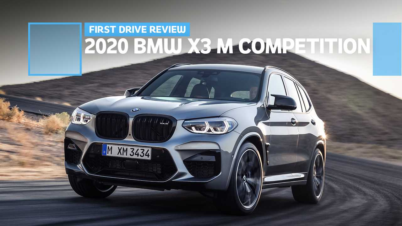 95 All New 2020 BMW X3 Exterior And Interior