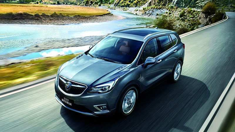 95 All New 2020 Buick Envision New Concept