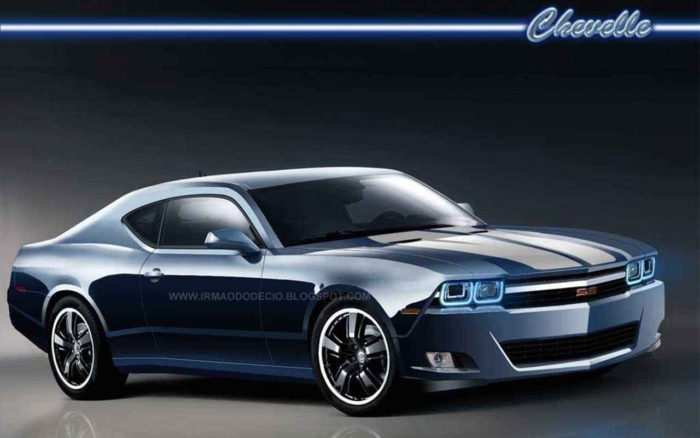 95 All New 2020 Chevy Chevelle Concept