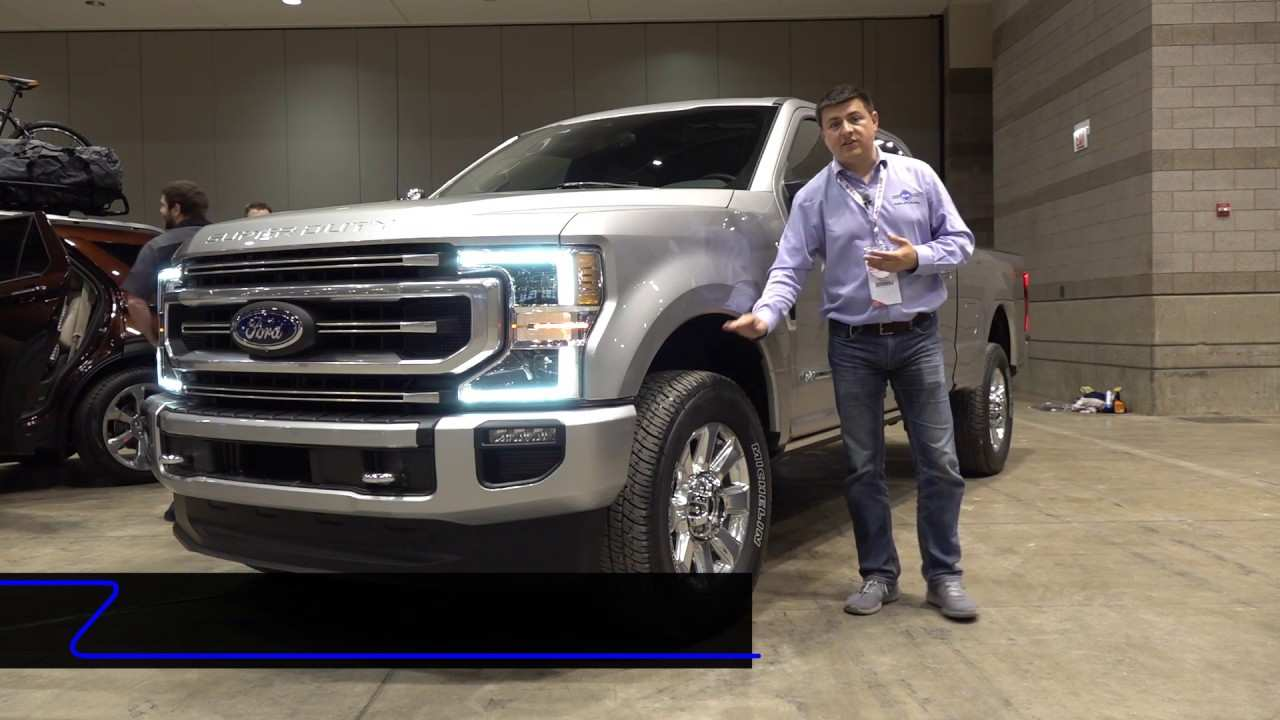 95 All New 2020 Ford F250 Pricing