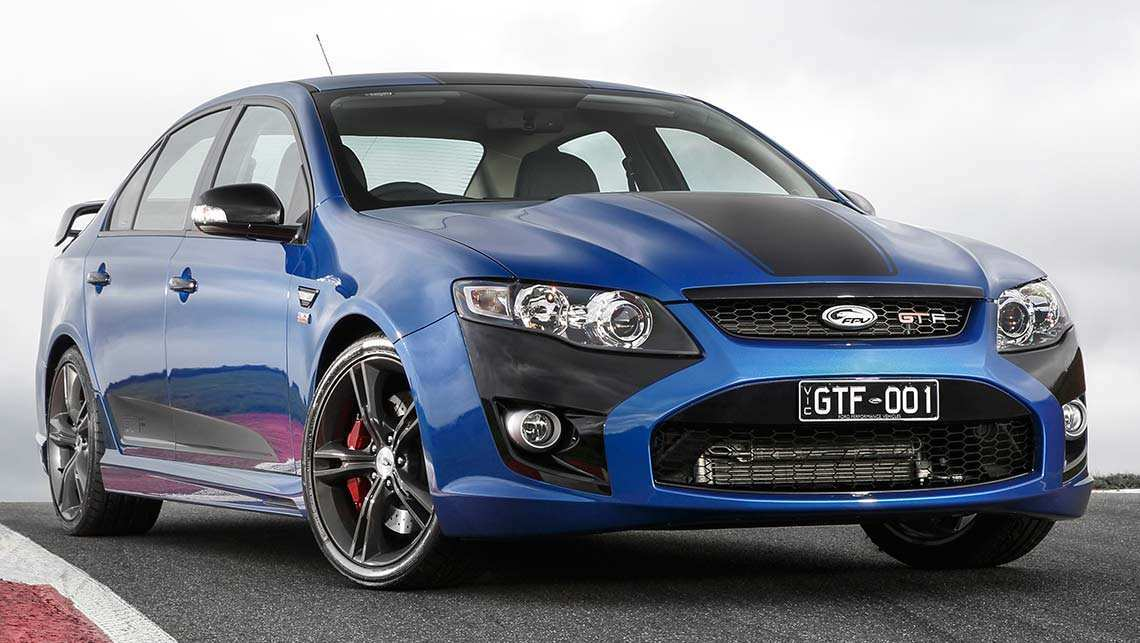 95 All New 2020 Ford Falcon Xr8 Gt Configurations
