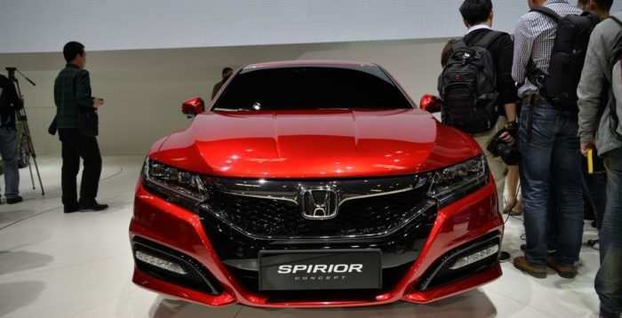 95 All New 2020 Honda Accord Spirior Rumors