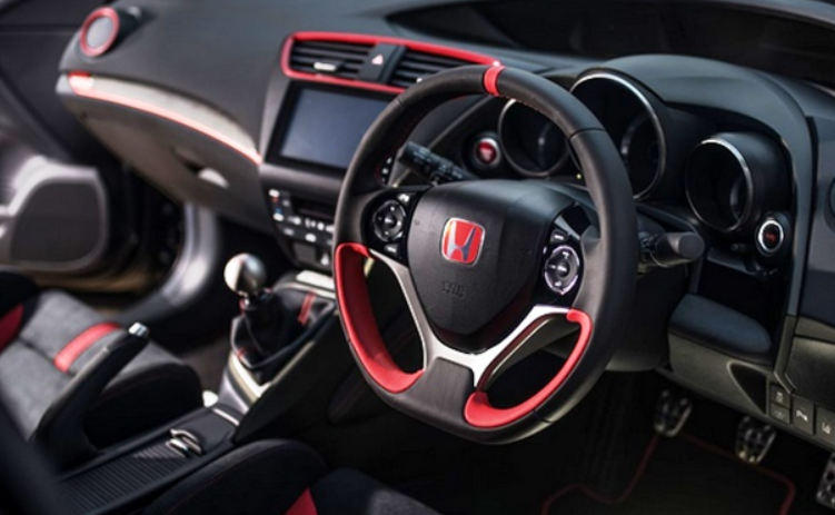 95 All New 2020 Honda Civic Type R Picture